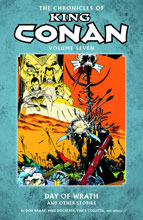 Image: Chronicles of King Conan Vol. 07: Day of Wrath and Other Stories SC  - Dark Horse Comics