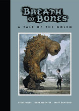 Image: Breath of Bones: A Tale of the Golem HC  - Dark Horse Comics