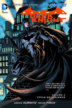 Image: Batman: The Dark Knight Vol. 02 - Cycle of Violence SC  - DC Comics