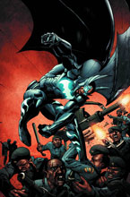 Image: Batwing Vol. 03: Enemy of the State SC  (N52) - DC Comics