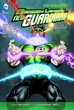 Image: Green Lantern: New Guardians Vol. 02 - Beyond Hope SC  - DC Comics