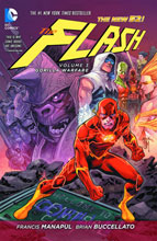 Image: Flash Vol. 03: Gorilla Warfare HC  (N52) - DC Comics