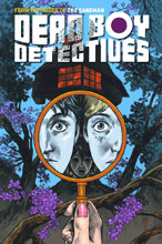 Image: Dead Boy Detectives #1 (variant cover - Cliff Chiang) - DC Comics