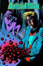Image: Animal Man Vol. 05: The Meaning of Flesh SC  - DC Comics