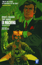 Image: Ex Machina Book One SC  - DC Comics