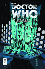 Image: Doctor Who: Prisoners of Time: The Complete Series HC  - IDW Publishing