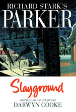Image: Richard Stark's Parker: Slayground HC  - IDW Publishing