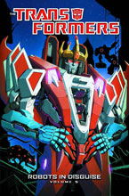 Image: Transformers: Robots in Disguise Vol. 05 SC  - IDW Publishing