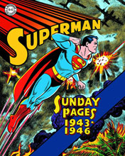 Image: Superman: The Golden Age Sundays 1943-1946 HC  - IDW Publishing