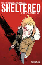 Image: Sheltered Vol. 01 SC  - Image Comics