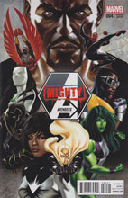 Image: Mighty Avengers #4 (Inhumanity) (variant cover - Epting) - Marvel Comics