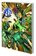 Image: Avengers A.I. Vol. 01: Human After All SC  - Marvel Comics