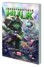 Image: Indestructible Hulk Vol. 01: Agent of S.H.I.E.L.D. SC  - Marvel Comics