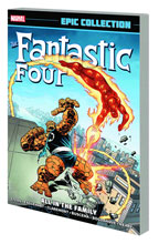 Image: Fantastic Four Epic Collection: All in the Family SC  - Marvel Comics