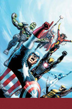 Image: Avengers World #1 by Cassaday Poster  - Marvel Comics