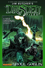 Image: Jim Butcher's The Dresden Files: Ghoul Goblin Vol. 01 HC  - Dynamite
