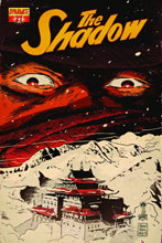 Image: Shadow #21 (Calero subscription cover) - Dynamite