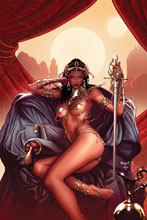 Image: Art of Dejah Thoris and the Worlds of Mars HC  - Dynamite