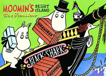 Image: Moomin's Desert Island SC  - Drawn & Quarterly