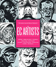 Image: Comics Journal Library Vol. 08: The E.C. Artists SC  - Fantagraphics Books