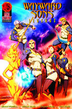 Image: Wayward Sons Vol. 02: Legends SC  - Red Giant Entertainment