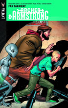 Image: Archer & Armstrong Vol. 03: Far Faraway SC  - Valiant Entertainment LLC