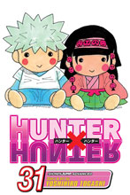 Image: Hunter X Hunter Vol. 31 SC  - Viz Media LLC