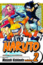 Image: Naruto Vol. 02 SC  (current printing) - Viz Media LLC