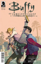 Image: Buffy the Vampire Slayer Season 10 #10 - Dark Horse Comics