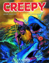 Image: Creepy Archives Vol. 21 HC  - Dark Horse Comics