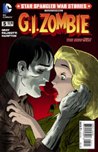 Image: Star Spangled War Stories: G.I. Zombie #5 - DC Comics