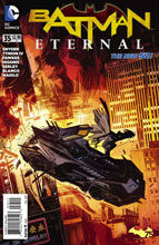 Image: Batman Eternal #35 - DC Comics