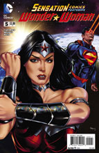 Image: Sensation Comics Featuring Wonder Woman #5 - DC Comics