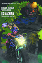 Image: Ex Machina Book 04 SC  - DC Comics - Vertigo
