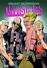 Image: Invisibles: The Deluxe Edition Book 03 HC  - DC Comics - Vertigo