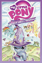 Image: My Little Pony: Adventures in Friendship Vol. 01 HC  - IDW Publishing