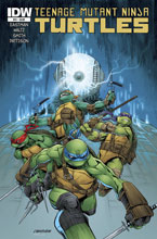 Image: Teenage Mutant Ninja Turtles #41 - IDW Publishing