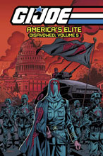 Image: G.I. Joe: America's Elite - Disavowed Vol. 05 SC  - IDW Publishing
