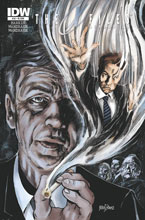 Image: X-Files: Season 10 #19 (variant incentive cover - Tom Mandrake) (10-copy) - IDW Publishing