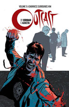 Image: Outcast by Kirkman & Azaceta Vol. 01: A Darkness Surrounds Him SC  - Image Comics