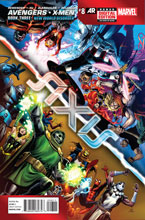 Image: Avengers and X-Men: Axis #8 - Marvel Comics