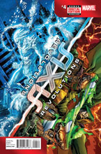 Image: Axis: Revolutions #4 - Marvel Comics
