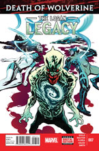 Image: Death of Wolverine: The Logan Legacy #7 - Marvel Comics