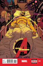 Image: Secret Avengers #11 - Marvel Comics