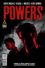 Image: Powers #1 (photo variant cover - 00141) - Marvel Comics - Icon