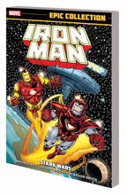 Image: Iron Man Epic Collection: Stark Wars SC  - Marvel Comics