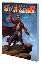 Image: Legendary Star-Lord Vol. 01: Face It, I Rule SC  - Marvel Comics