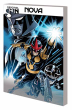 Image: Nova Vol. 04: Original Sin SC  - Marvel Comics