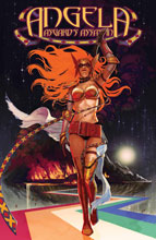 Image: Angela by Hans Poster  - Marvel Comics