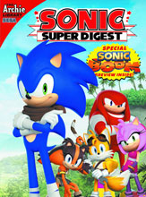 Image: Sonic Super Digest #10 - Archie Comic Publications